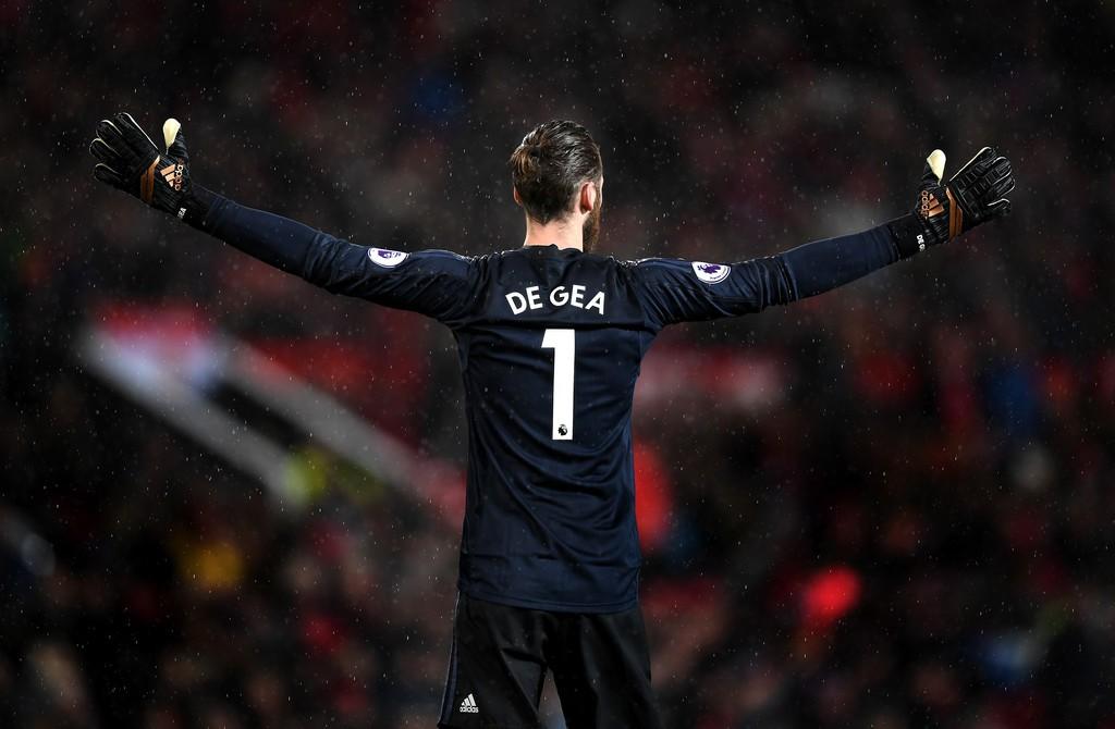Hình ảnh: Real có thể quay lại theo đuổi De Gea sau khi bị Kepa từ chối