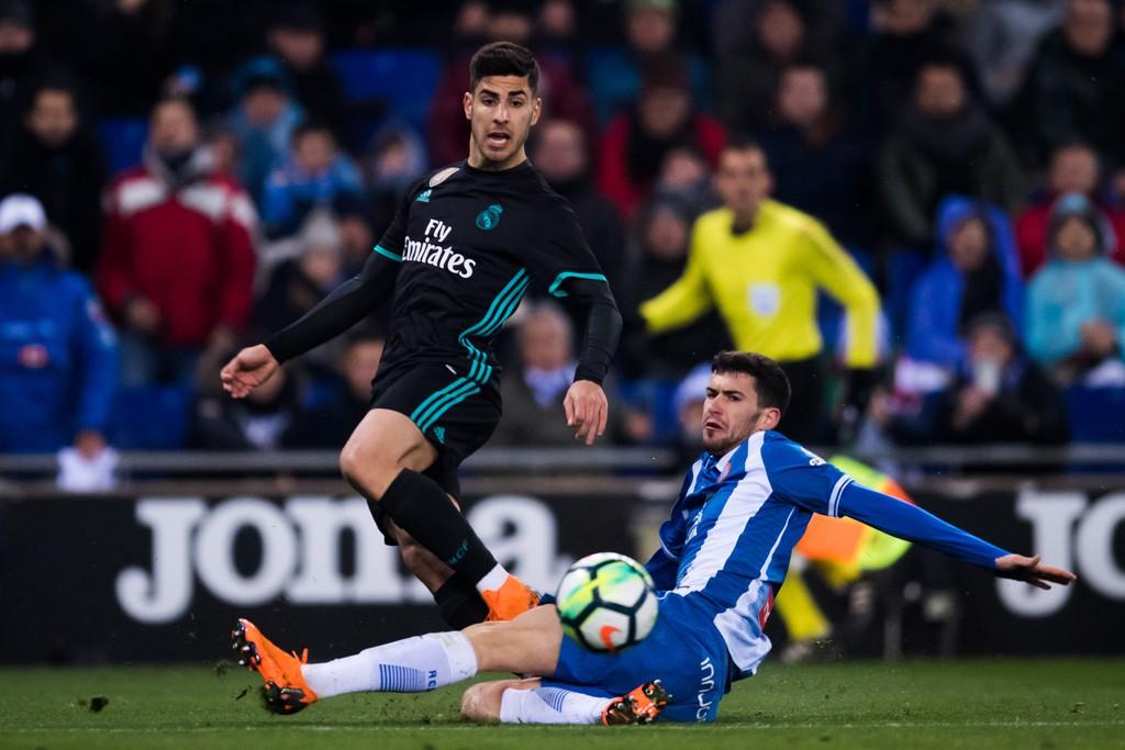 Hình ảnh: Real không thể hiện sự vượt trội trước Espanyol