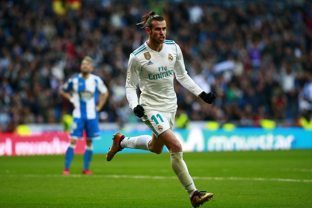 Hình ảnh: Bale vẫn chưa biết thắng trước Valencia
