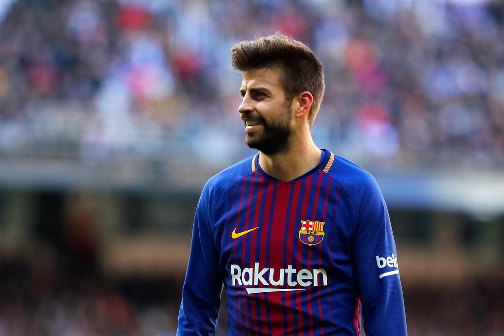 Hình ảnh: Pique sẽ gắn bó với Barca đến năm 35 tuổi