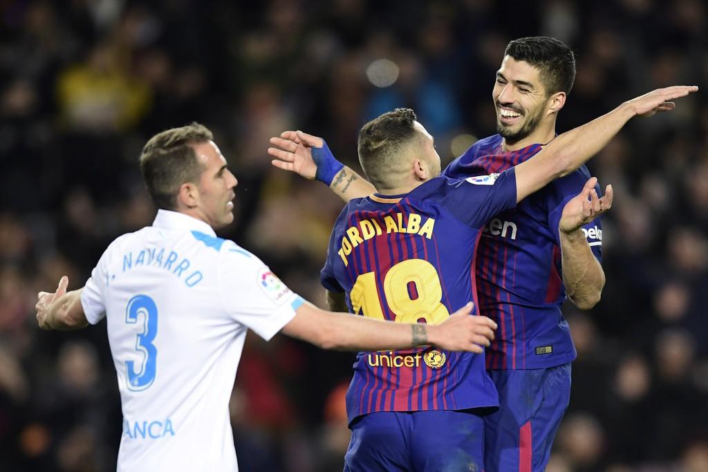 Hình ảnh: Barca chơi rất tốt trên sân nhà