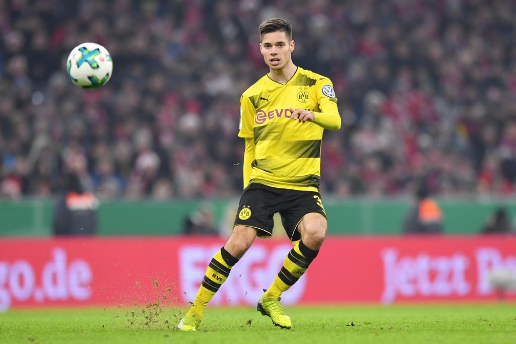 Hình ảnh: Mourinho muốn Weigl cho hàng tiền vệ