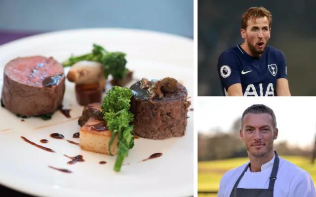 Hình ảnh: Kane thuê riêng đầu bếp để thực hiện chế độ dinh dưỡng mới