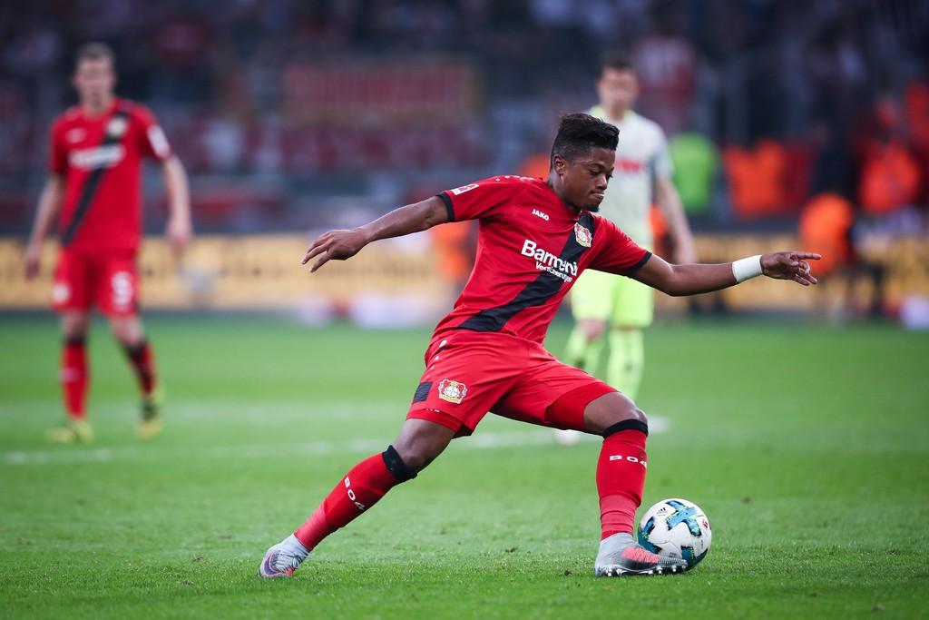 Hình ảnh: Leon Bailey đang tỏa sáng tại Bundesliga