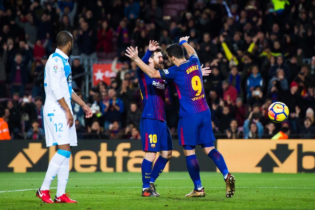 Hình ảnh: Barca ghi nhiều hơn Real 12 bàn ở mùa này