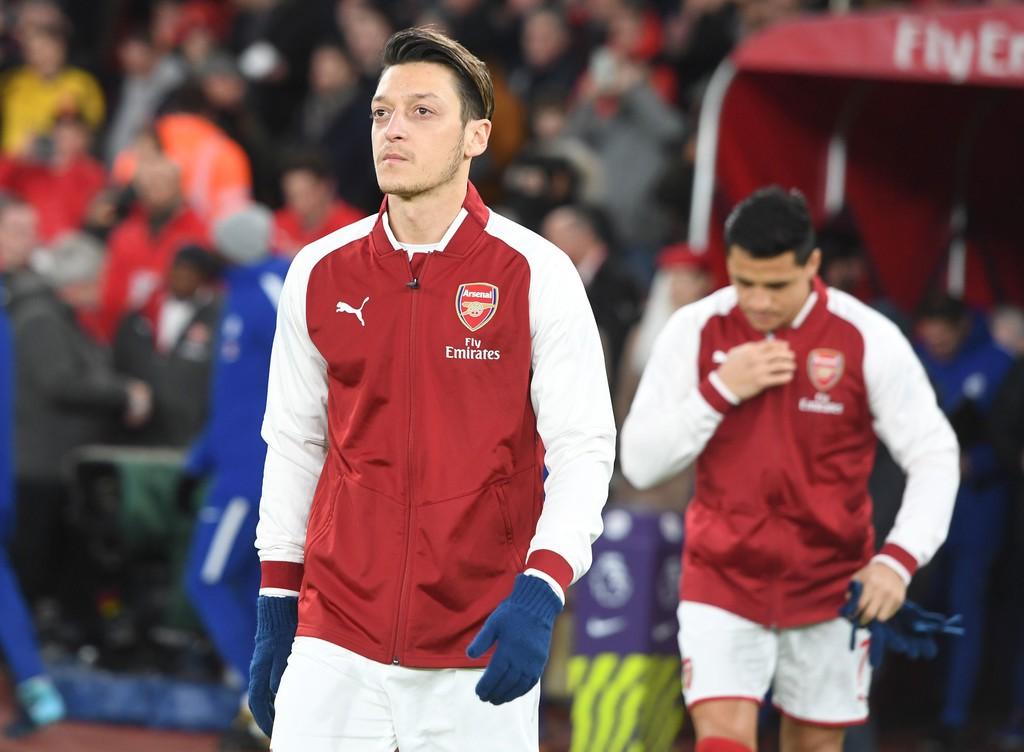 Hình ảnh: Arsenal quyết không bán Ozil