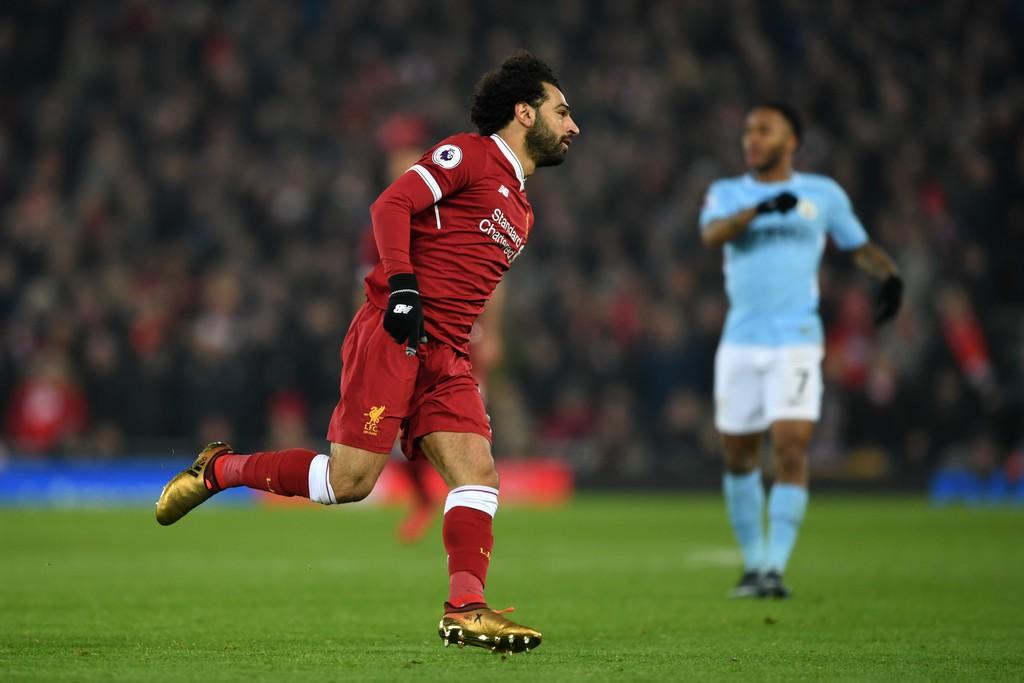 Hình ảnh: Liverpool phải chống lại sự lôi kéo của Real đối với Salah