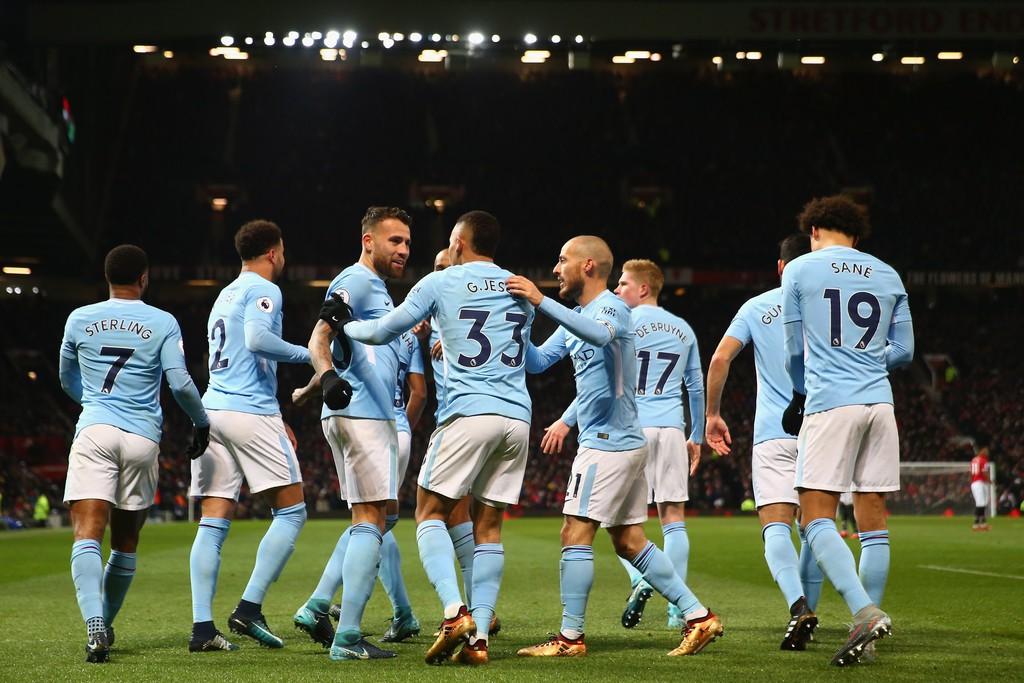 Hình ảnh: Man City lập kỷ lục thắng 15 trận liên tiếp