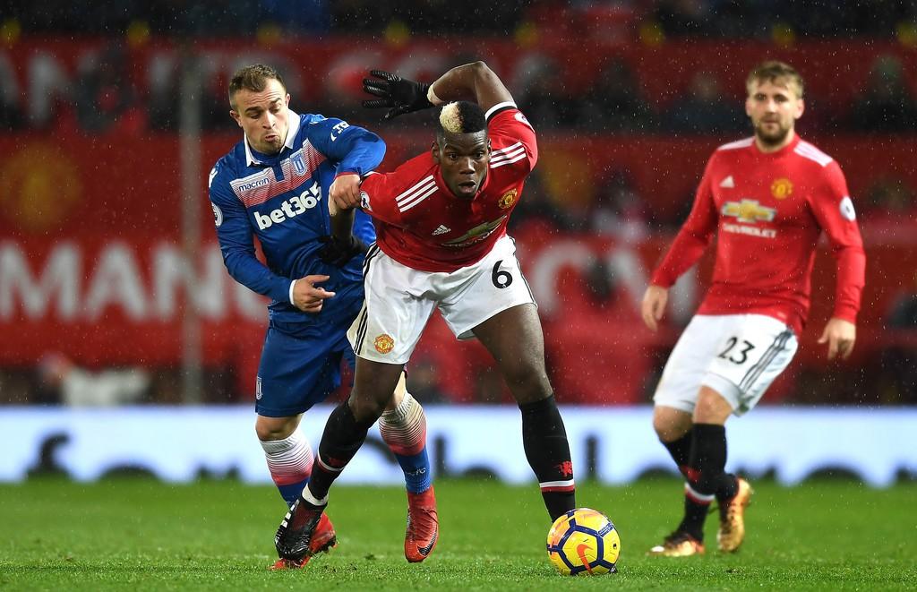 Hình ảnh: Pogba liên quan đến 14 bàn trong 14 trận gần đây tại Premier League