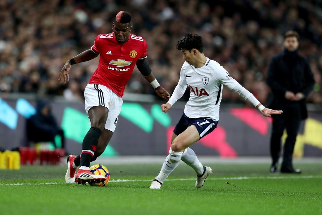 Hình ảnh: Pogba không muốn chơi lùi sâu khi đó không phải vị trí ưa thích