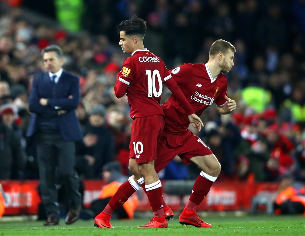 Hình ảnh: Coutinho được cho là đã chơi trận cuối với Liverpool