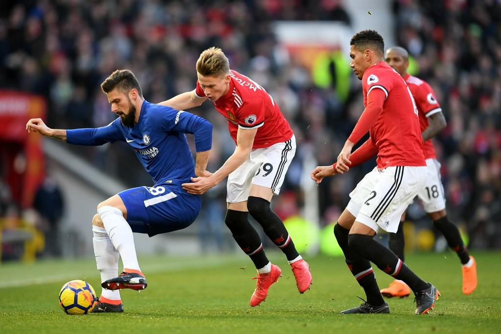 Hình ảnh: Mourinho sử dụng sơ đồ hình vuông để đối phó với Chelsea