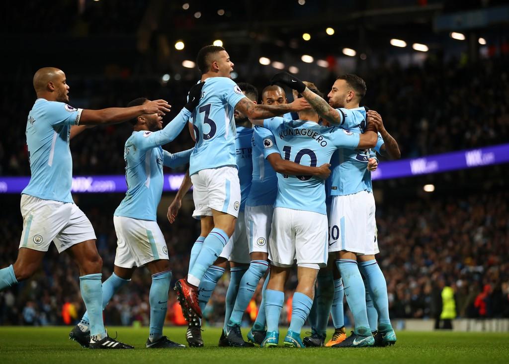 Hình ảnh: Man City đang bất bại sau 18 vòng đấu