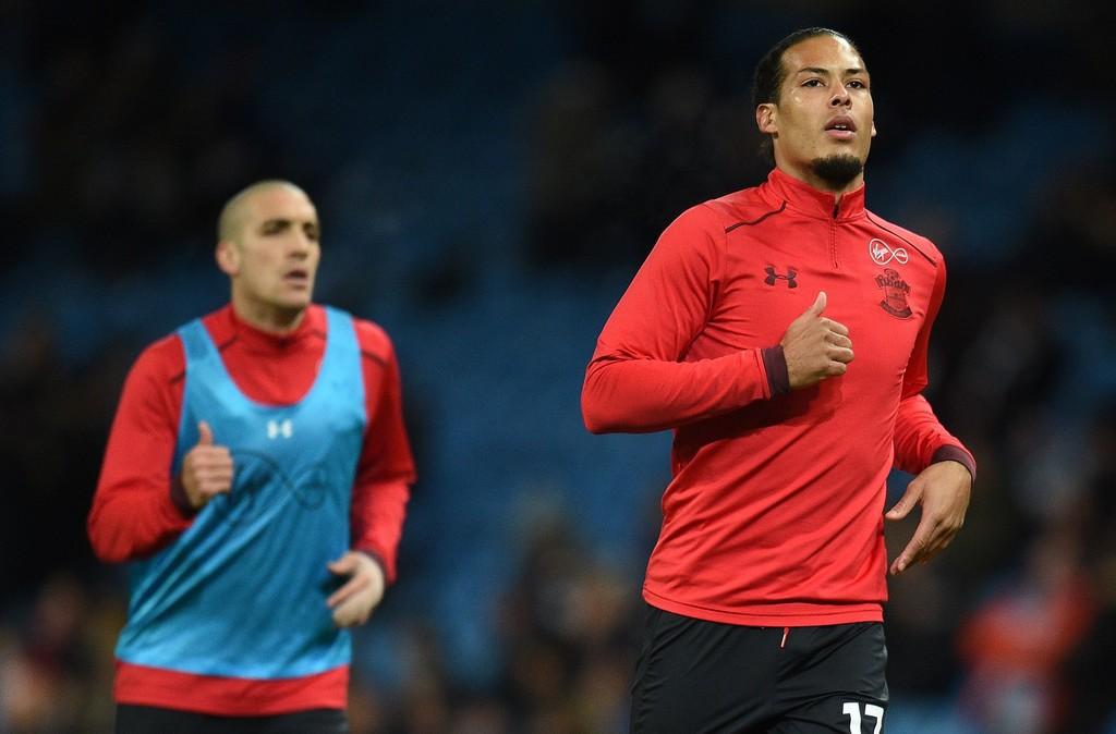 Hình ảnh: Southampton đã chấp nhận bán trung vệ hàng đầu của mình