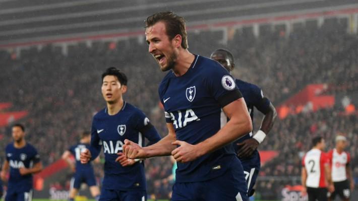 Hình ảnh: Tottenham từ chối bán Kane