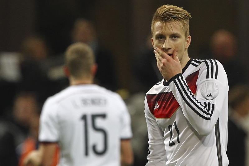 Hình ảnh: Reus trải qua mùa giải xuất sắc nhưng lại lỡ World Cup