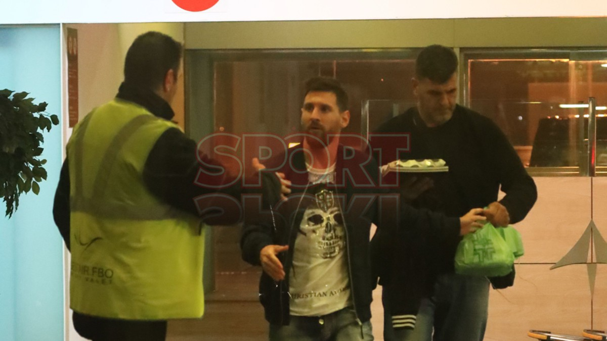 Hình ảnh: Messi thường xuyên sang Italia nhờ tư vấn chế độ ăn uống