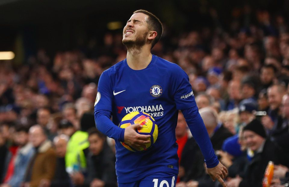 Hình ảnh: Cha của Hazard vừa tuyên bố tiền vệ này muốn sang Real