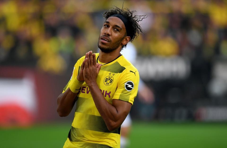 Hình ảnh: Aubameyang có cơ hội lớn đến Arsenal