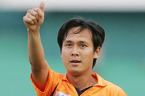 Cụu tuyển thủ Nguyễn Minh Phương