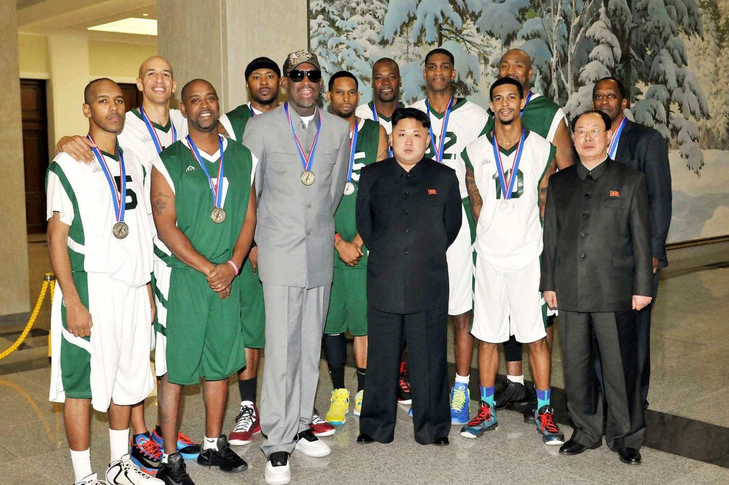 Dennis Rodman - Sứ giả bóng rổ thúc đẩy Triều Tiên cởi mở hơn