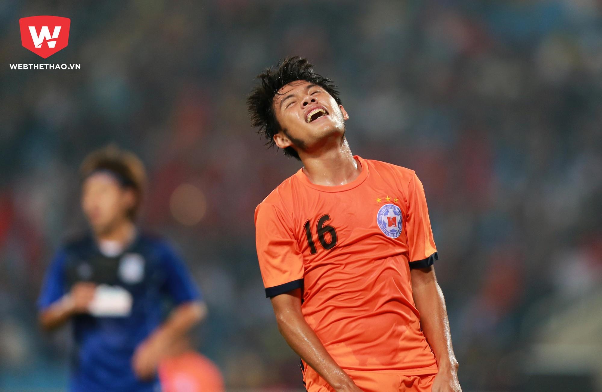 SHB Đà Nẵng đã trải qua mùa giải 2017 đầy thất vọng.