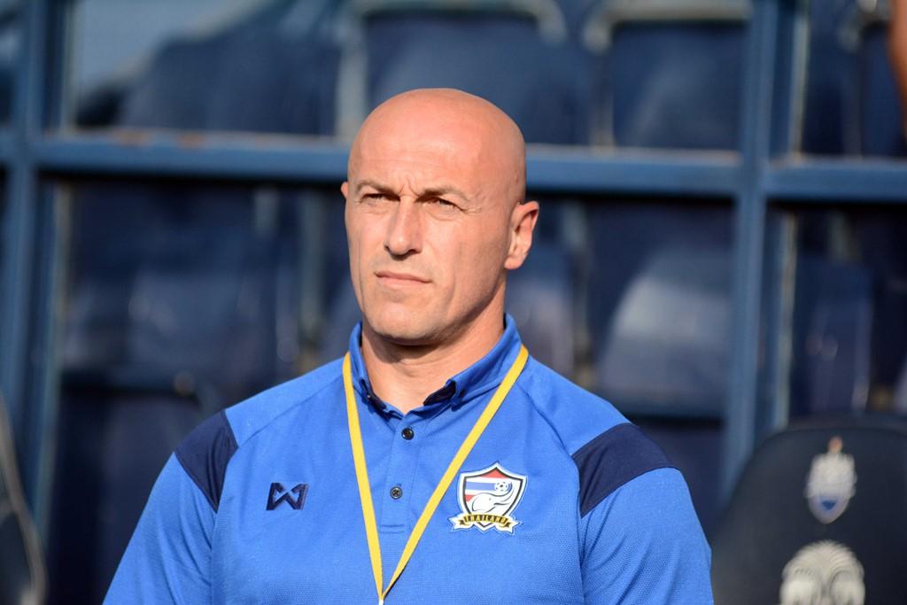 HLV Zoran Jankovic đứng trước nguy cơ bị sa thải.