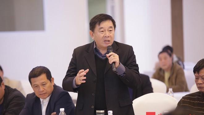 Ông Nguyễn Văn Mùi thừa nhận công tác trọng tài ở Việt Nam chưa tốt.