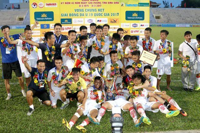 U19 Hà Nội đang là đương kim vô địch của giải.