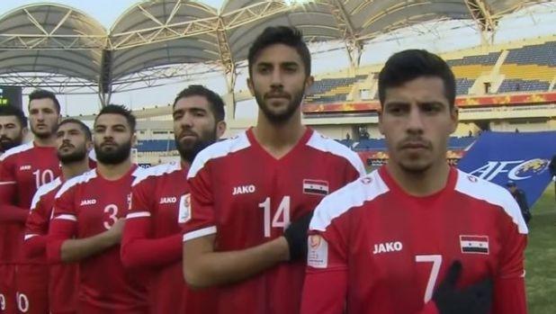 U23 Syria bị nghi ngờ gian lận tuổi.