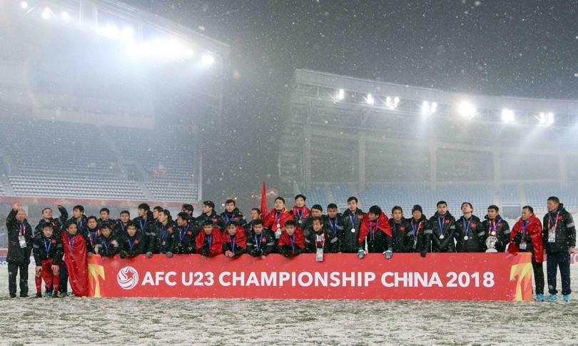 Bầu Đức kỳ vọng lứa U23 này sẽ đưa bóng đá Việt Nam đến World Cup.