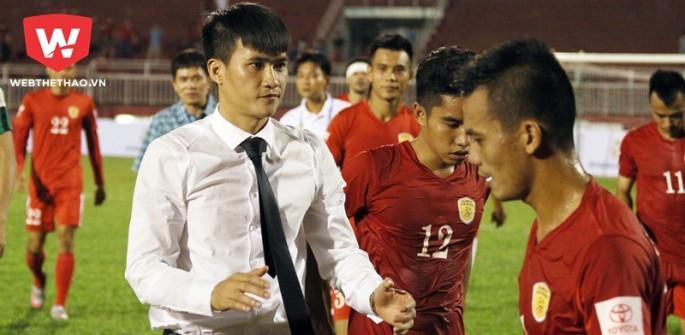 Quyền chủ tịch Lê Công Vinh khẳng định đã thanh lý 13 cầu thủ.