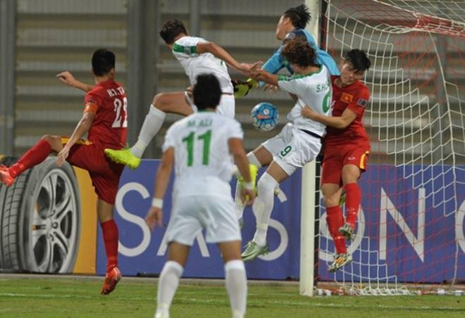Cách đây 2 năm, HLV Hoàng Anh Tuấn nghi ngờ về tuổi tác của U19 Iraq.