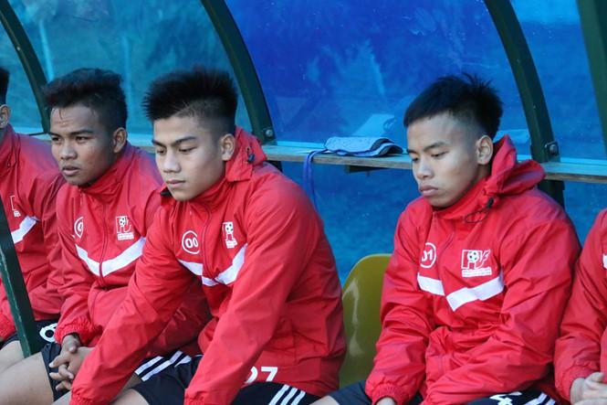 Nỗi buồn thua trận của U19 PVF.