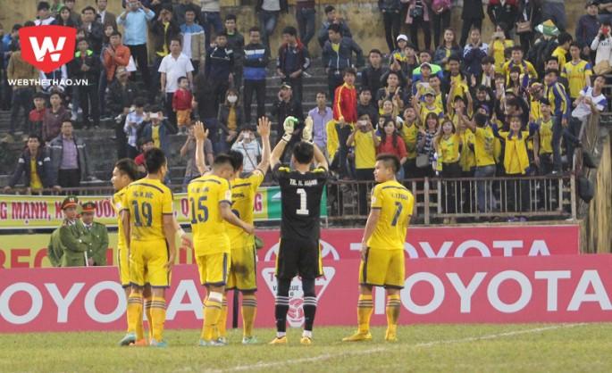 Thiếu tiềm lực, SLNA khó thể hiện nhiều về vấn đề chuyên môn ở AFC Cup.