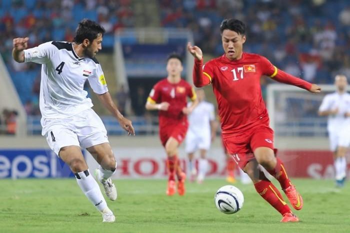 Việt Nam đang áp sát mục tiêu Top 100 FIFA của HLV Park Hang Seo.