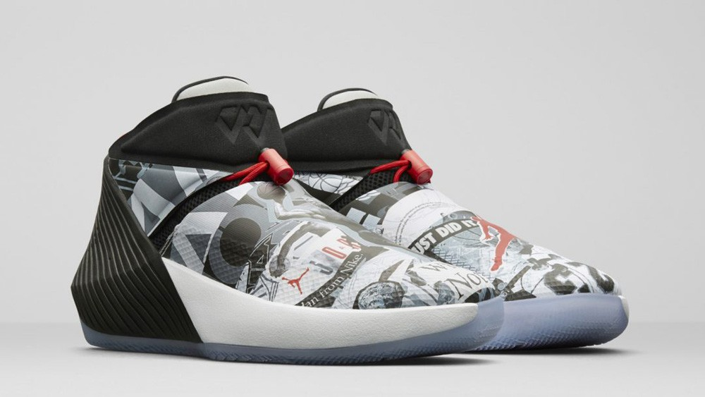 "Jordan Why Not Zer0.1 ""Mirror Image""."