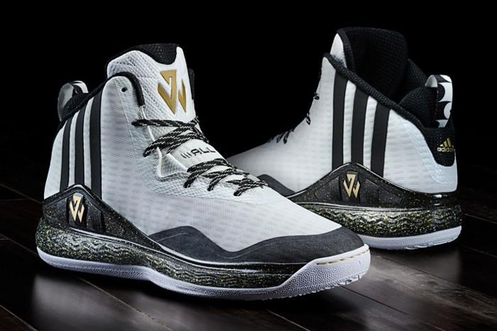 Adidas J Wall 1 phối màu ra mắt.