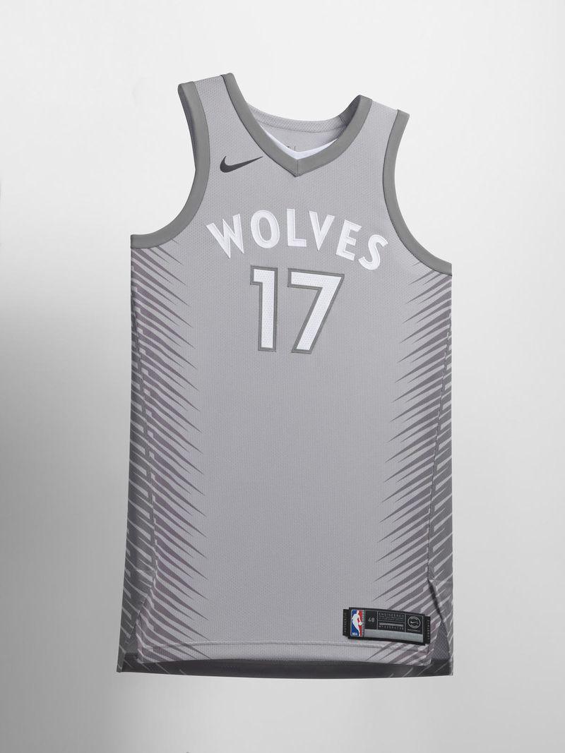 Màu xám nhưng không hề nhàm chán. Màu xám lần này đại diện cho hai khía cạnh, một là bộ lông của những chú sói (Wolves), hai là thể hiện đặc tính mùa đông lạnh giá của Minnesota.