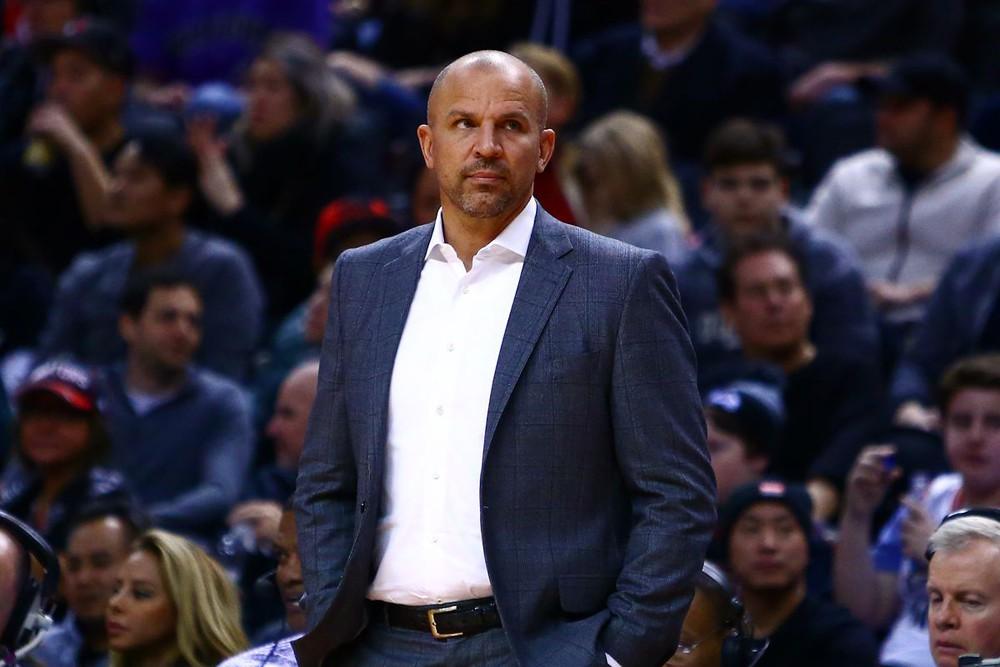 Jason Kidd vừa bị Milwaukee Bucks sa thải vào sáng nay.