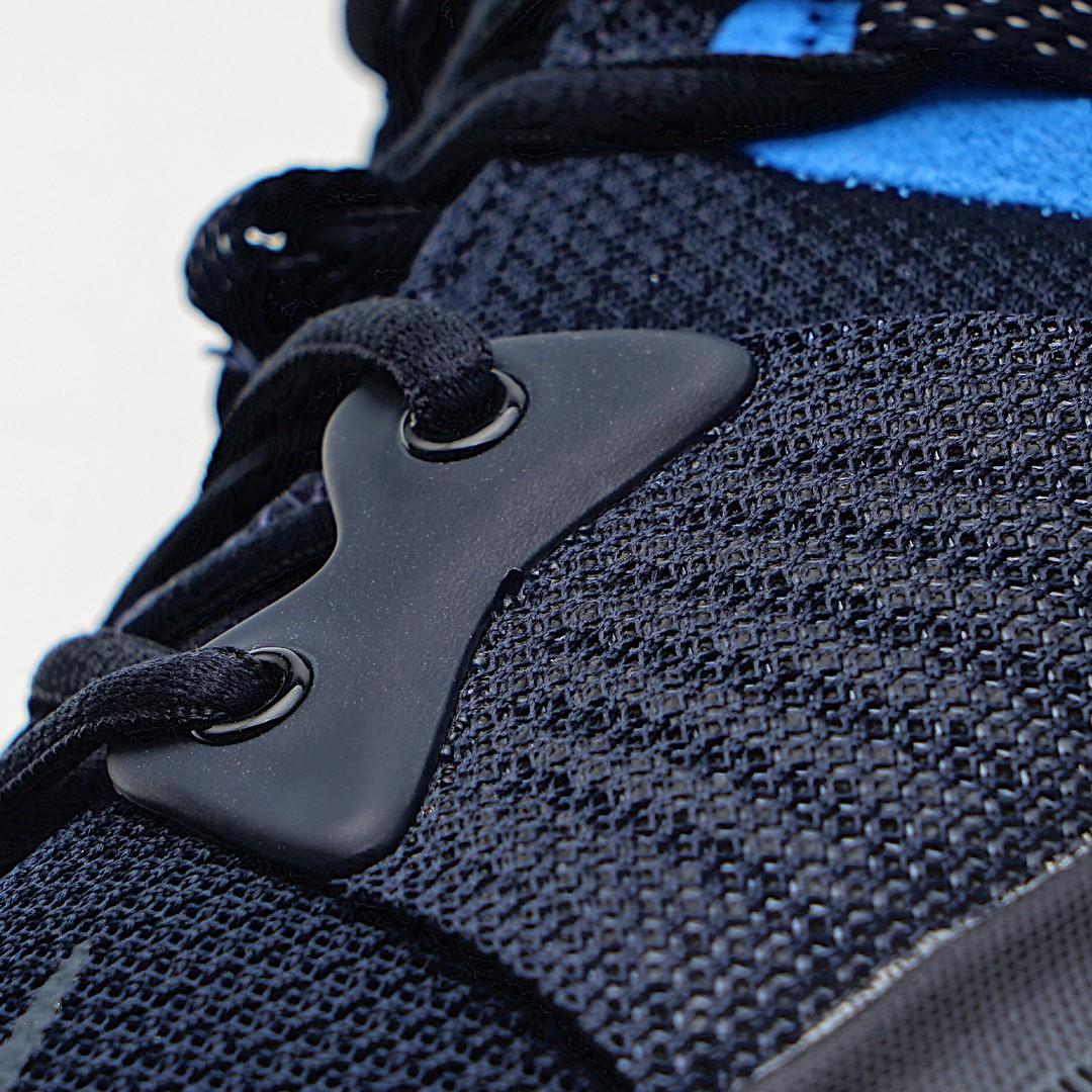 Cận cảnh vùng Dynamic Wings trên Nike PG2.