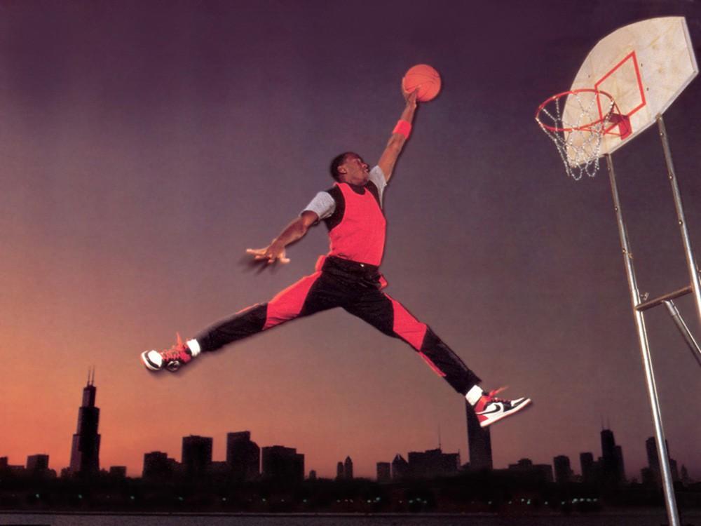 Michael Jordan chính là cầu thủ mang về nhiều thành công nhất cho Nike.