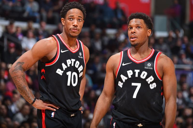 """Toronto Raptors có truyền thống """"tịt ngòi"""" ở vòng Playoffs."""