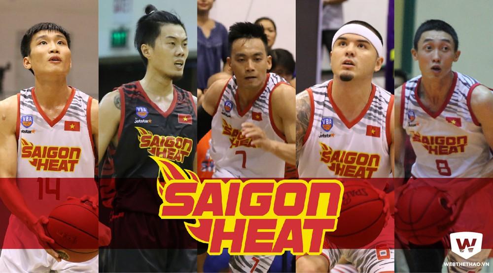 Saigon Heat - Ảnh: Định Lê.