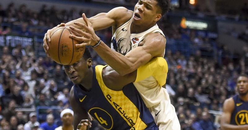 Lần gần nhất hai đội gặp nhau, Giannis đã thất bại trước Indiana Pacers.