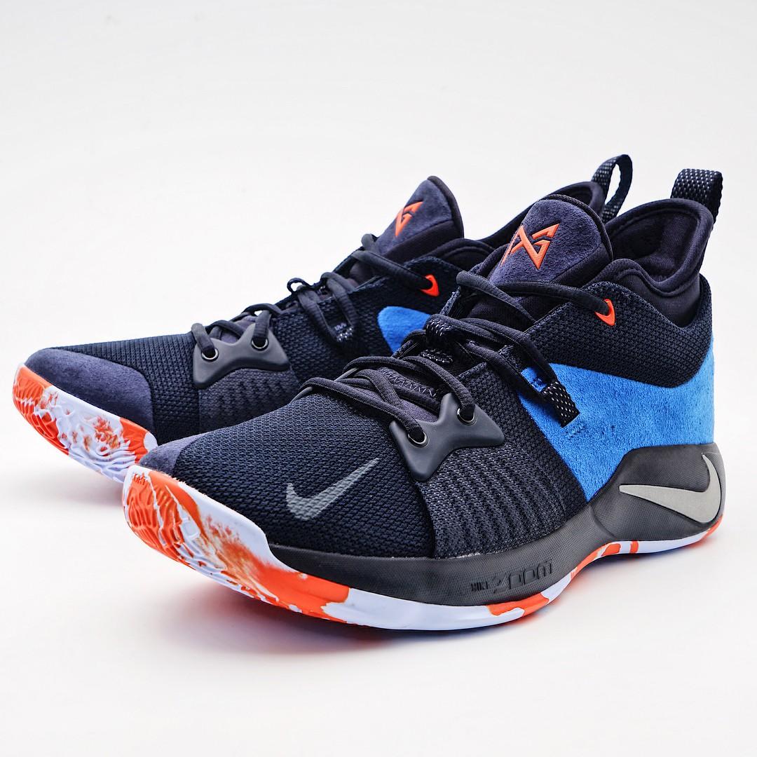 Phối màu ''Home Craze'' của Nike PG2.