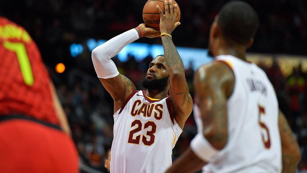 LeBron James ước mình có tỷ lệ ném phạt trên 80%.