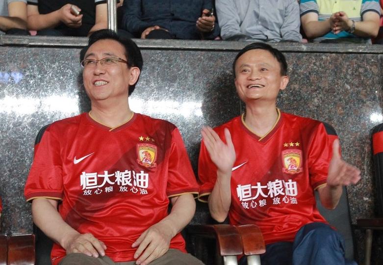 Tỷ phú Jack Ma muốn thâu tóm một đội bóng Premier league