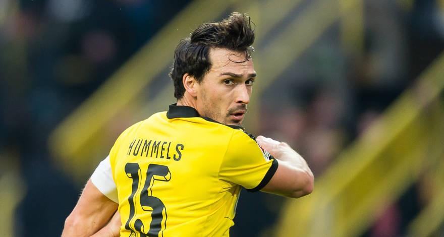 Dortmund thừa nhận mất Hummels cho Bayern Munich