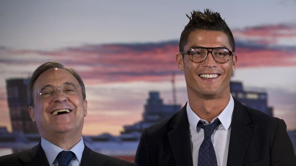 Ronaldo gia hạn hợp đồng với Real đến năm 35 tuổi